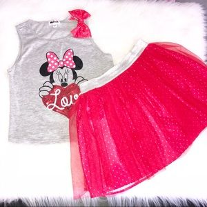 Other - Minnie mouse set.